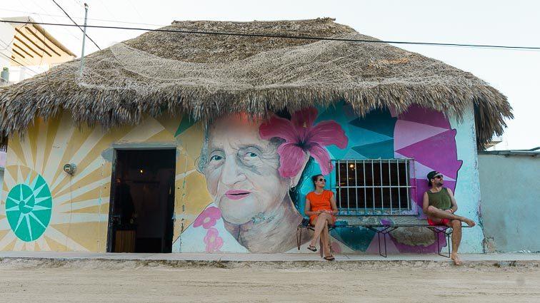 street artIsla Holbox, Mexico