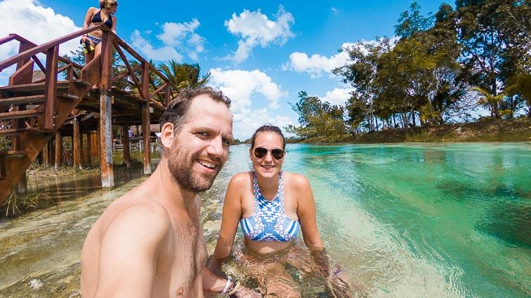 Erick en Kirsten van Travelaar