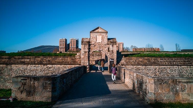 Iruñeko Zitadela, Pamplona
