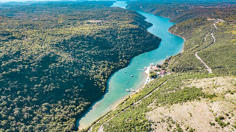 Nature in Croatia is stunning