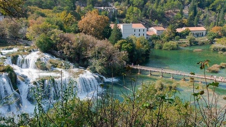 Krka National Park, Croatia: croatia road trip