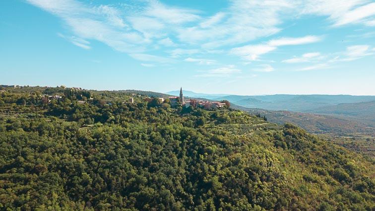 Groznjan, Croatia: croatia road trip