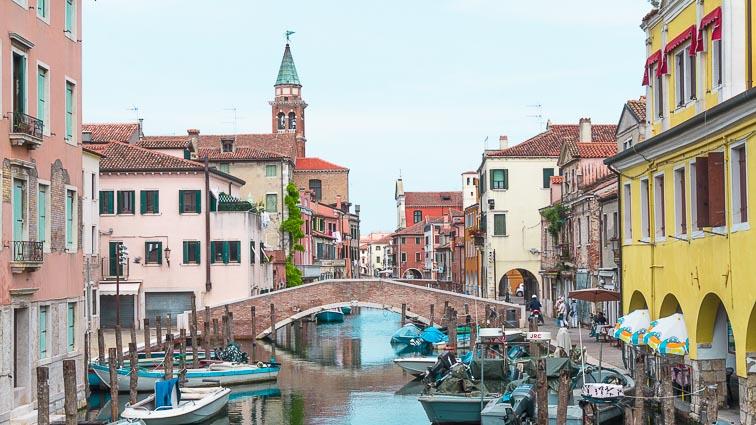 Road trip Italy: Chioggia