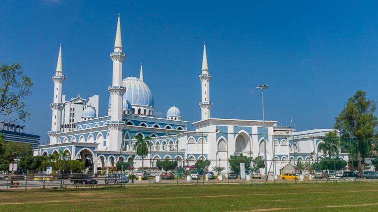 Masjid Negeri Pahang, Kuantan