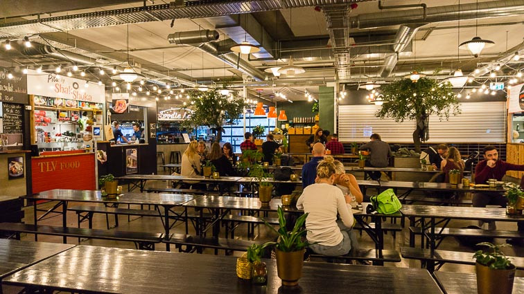 The Central Food Market Aarhus