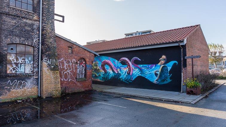 Street Art in Aarhus