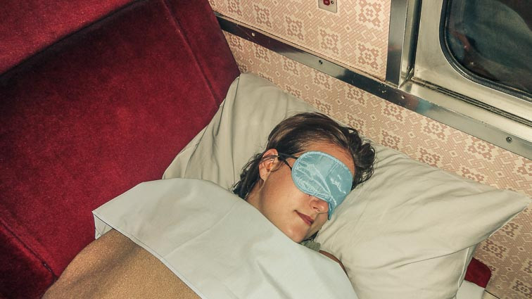 Backpacking tips: Bring a sleeping mask