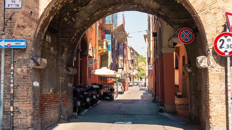 Road trip Italy: Bologna