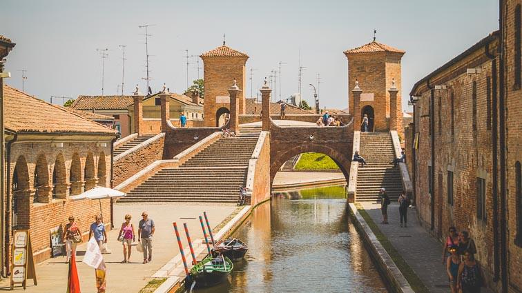commachio Italy
