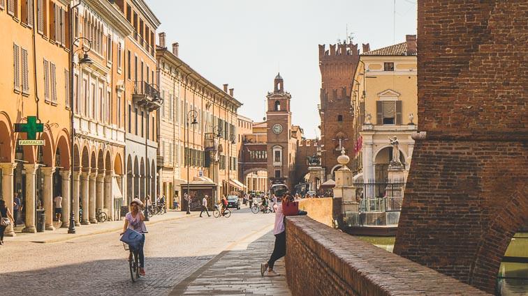 City Walls Ferrara