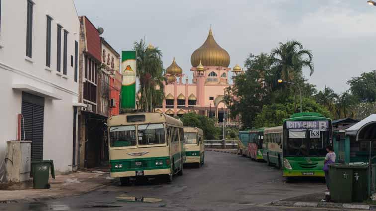 Masjid Bandaraya Kuching mosque