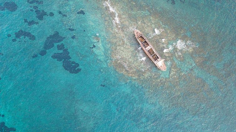 Edro 2 Ship wreck