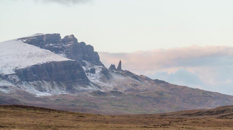 Skye Island Scotland