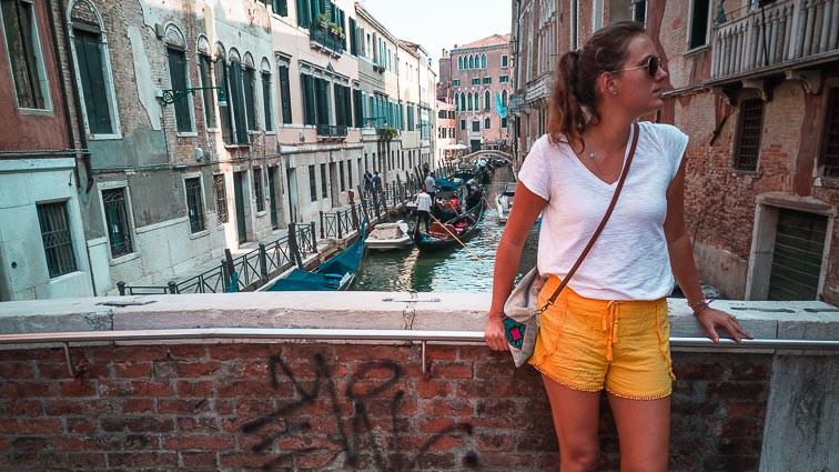 City trip Venice