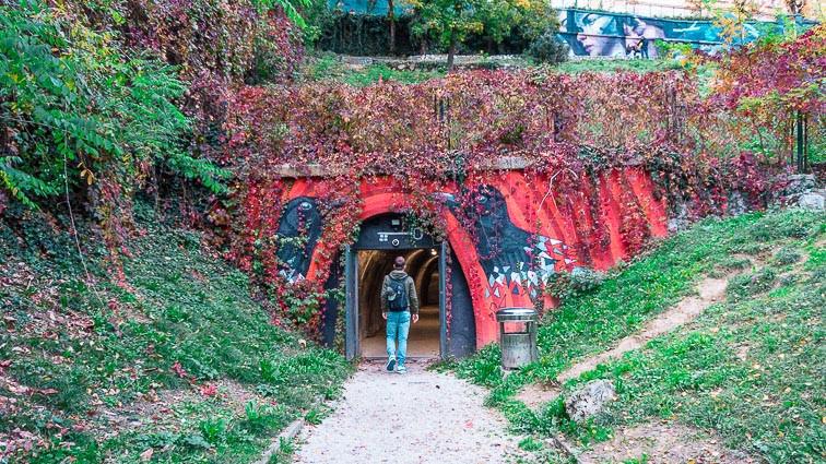 Zagreb's Art Park