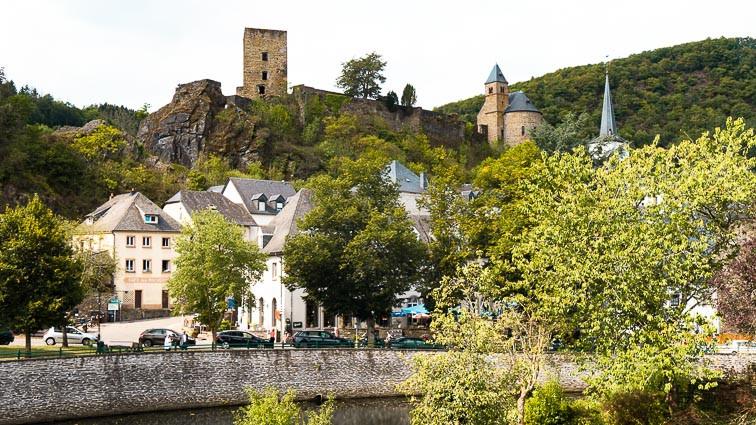 Esch-sur-Sûre: Luxembourg road trip